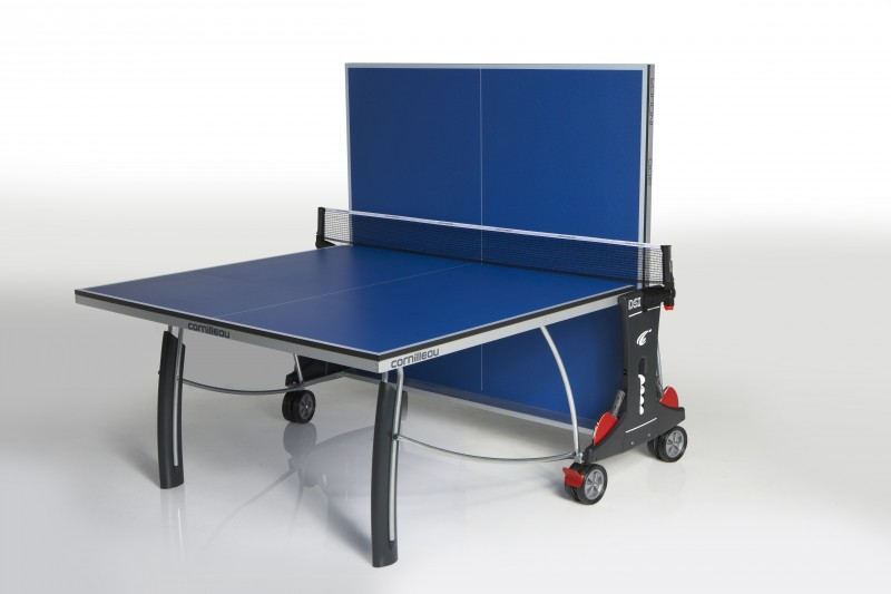 Indoor tennis tables leisure tennis tables katalogas - Cornilleau outdoor table tennis cover ...